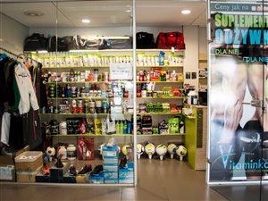 d9760035e Centrum sprzedaży odżywek. Przedmiotem sprzedaży jest dobrze prosperujący  sklep z suplementami diety ...